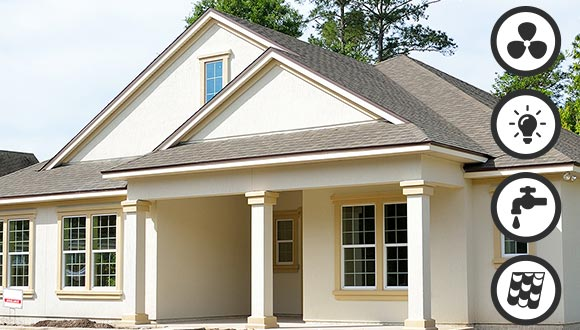 4-Point Home Inspections from True Home Inspections